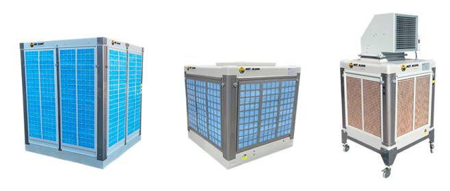 Climatizadores Evaporativos MET MANN